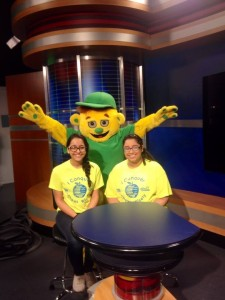iConquer kids with Bannunu educating community in Channel 6 Corpus Christi 5/2015