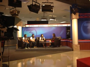 Channel 3 Metv kiii Corpus Christi; Surani trio talking about healthy community and diabetes prevention